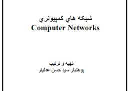 شبکه های کمپیوتری – پوهنیار سید حسن عدلیار